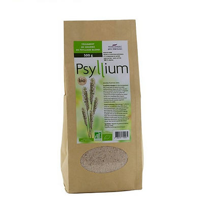Psyllium moulu