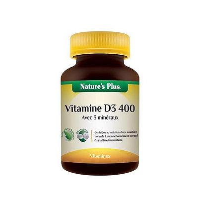 Vitamine D3 400