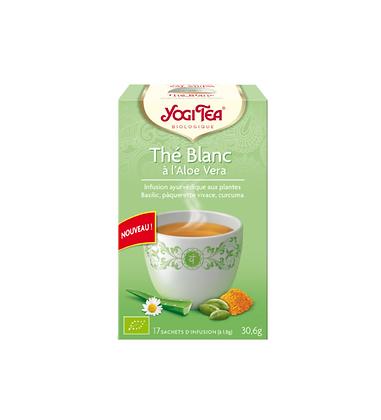 Thé blanc à l'Aloe vera