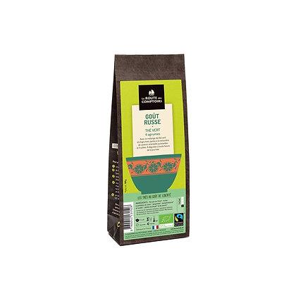 Thé vert aux 4 Agrumes