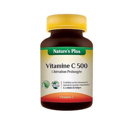 Vitamine C 500 - Libération prolongée