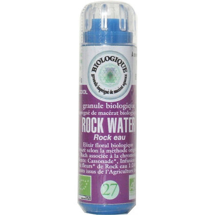 Rock water N°27 Granules