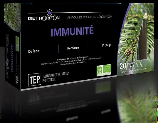 Immunité ampoules