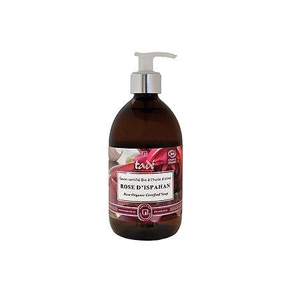 Savon liquide Rose d'Ispahan - 500ml