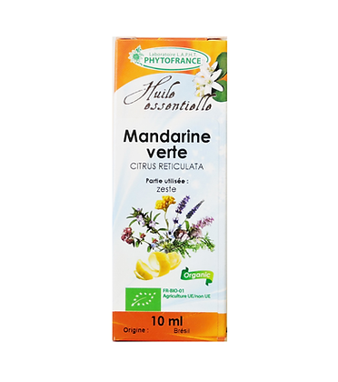 Huile essentielle Mandarine verte BIO