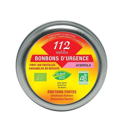 Bonbons d'urgence 112 ~ Acérola