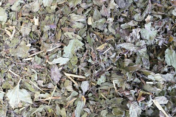 Menthe poivrée feuilles BIO