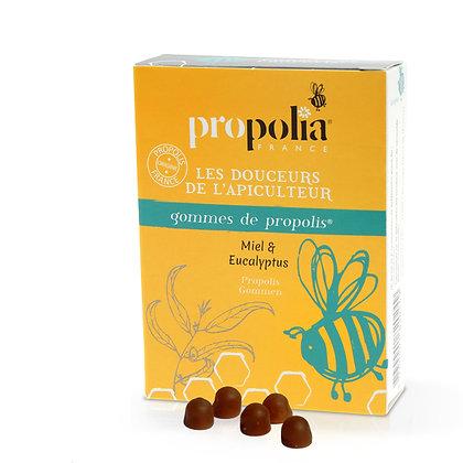 Gommes de Propolis Eucalyptus