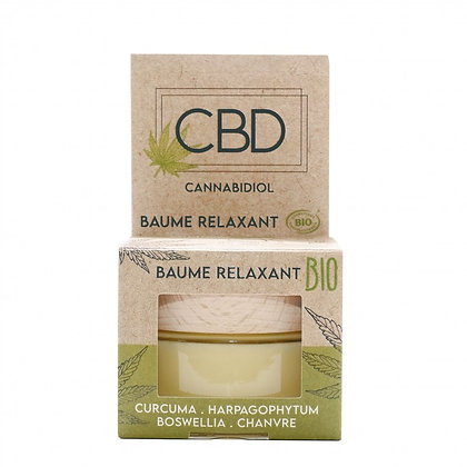 Baume CBD Relaxant BIO