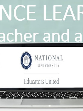 Distance Learning as a Teacher and a Parent