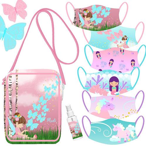 Kids' Fairies and Butterflies