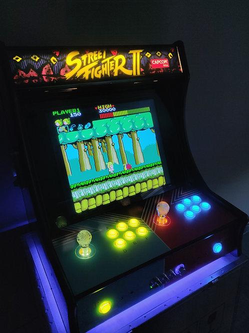 Bartop Arcades met duizenden spellen