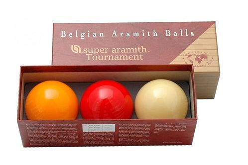 Balles Super Aramith Tournament