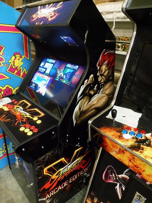 Arcades met duizenden spellen