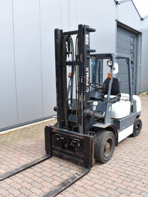 Yanmar 3.5 ton Diesel met  sideshift