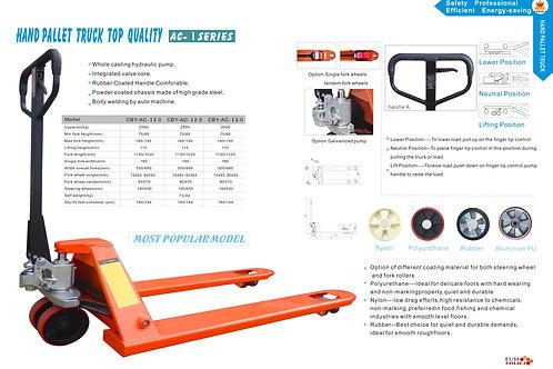 Transpallet AC series 2500 kg