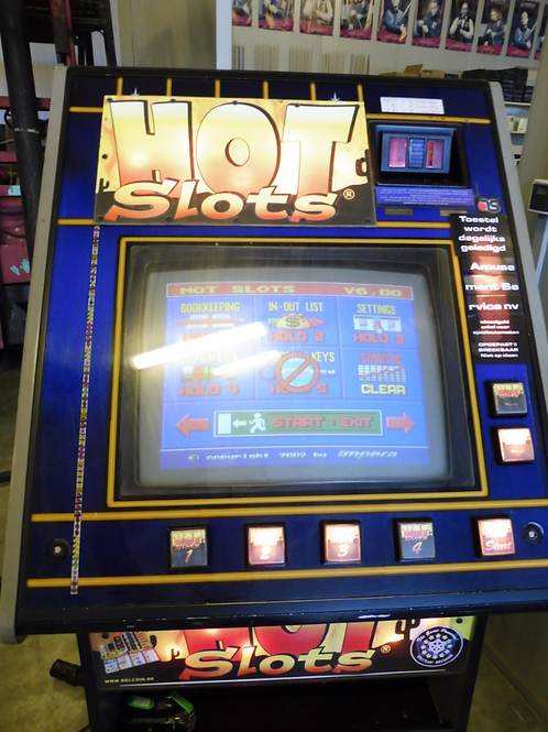 Hot slots gokspel