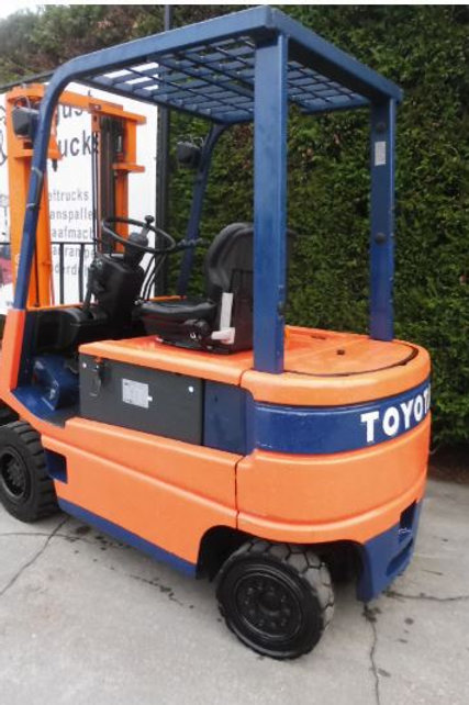 Toyota 2000 kg elektrisch