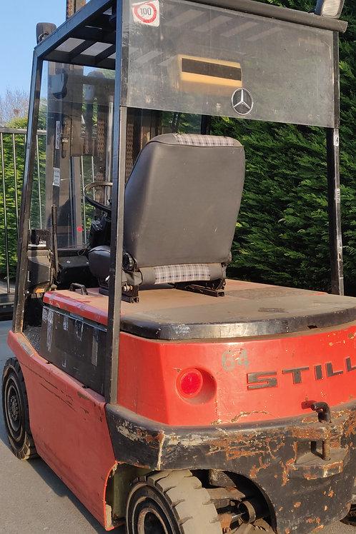 Still elektrisch 2.5 ton met sideshift