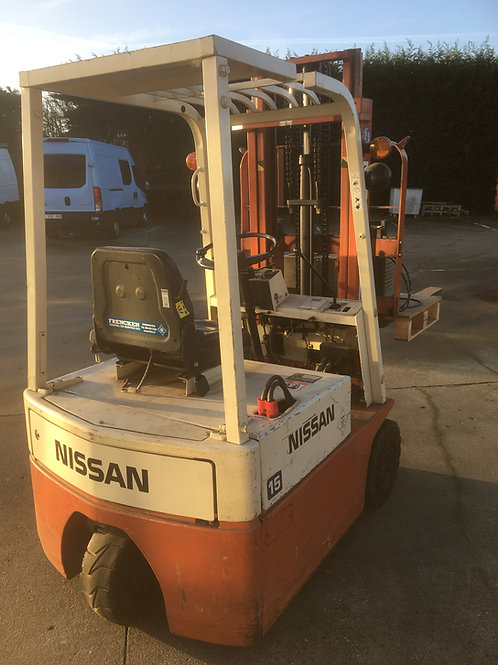 Nissan 1600 kg elektrisch