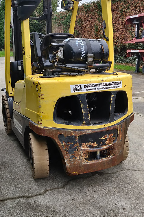 Hyster 3  ton  met sideshift