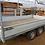 Thumbnail: Henra Plateau aanhangwagen 2700 kg