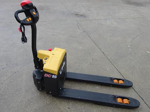 Elektrisch Transpallet 1500 kg