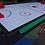 Thumbnail: Speeltafel 12 in één Voetbaltafel pooltafel bowling pingpong airhockey enz