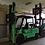 Thumbnail: 4 ton duplex mast met sideshift
