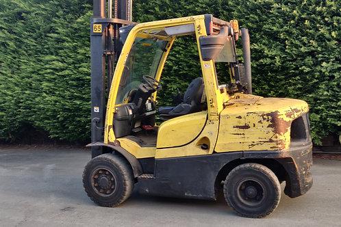 Hyster Diesel 4  ton met sideshift