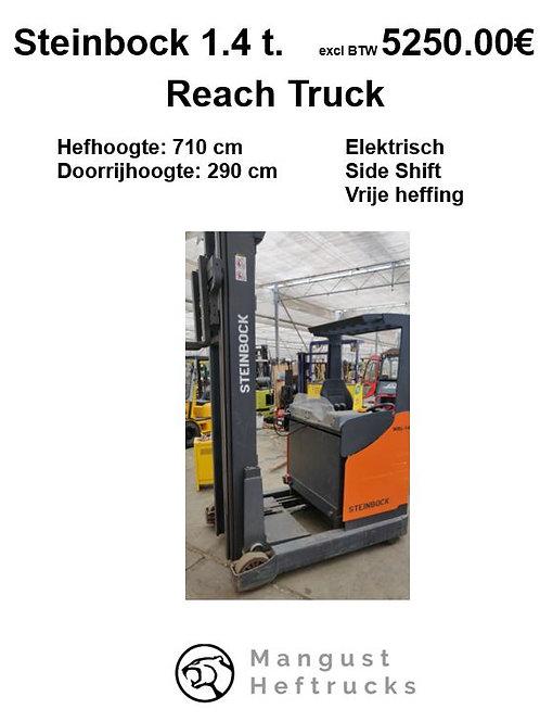 Reachtruck Steinbock 1.4 ton