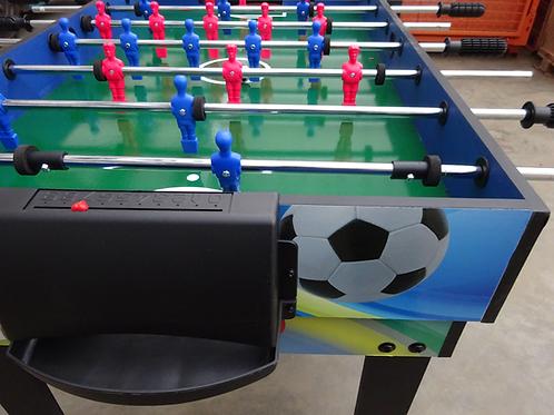 Speeltafel 12 in één Voetbaltafel pooltafel bowling pingpong airhockey enz