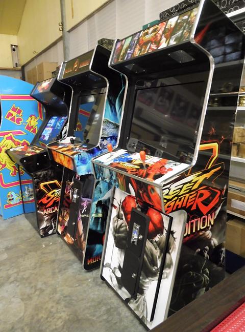 Arcades Met 4000 Spellen