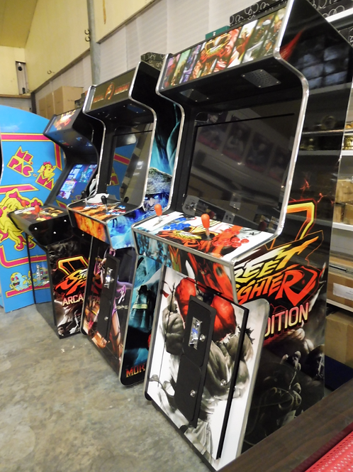 Arcades avec 4000jeux