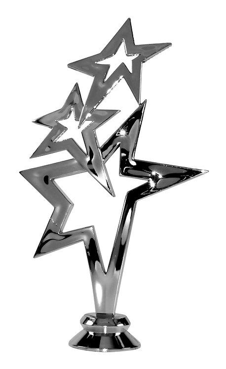 3 Stars Silver
