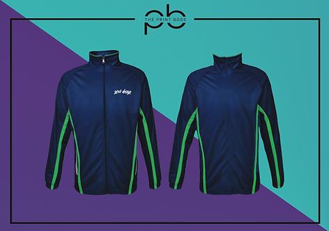 Elite Jacket - Print (A)