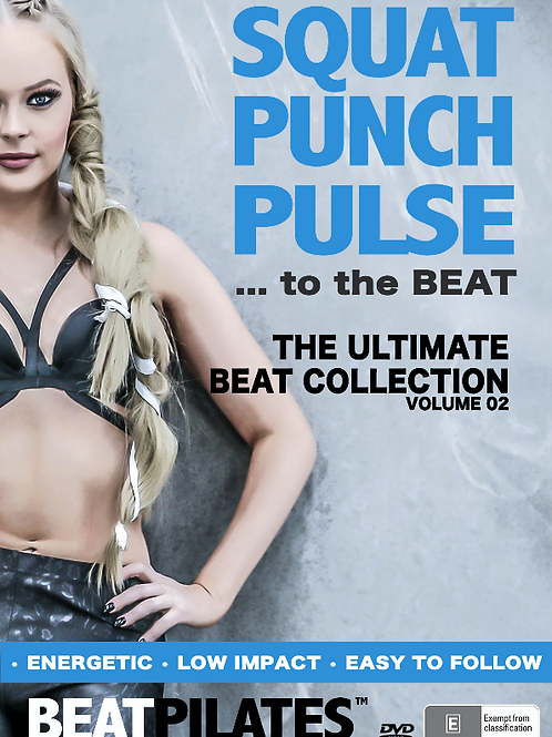 The Ultimate Beat Collection Volume 2 (2 Workouts)