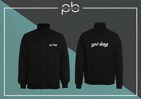 Zip Up Jacket - Print (C)