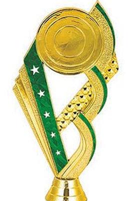 Green 1 - Tube Trophy