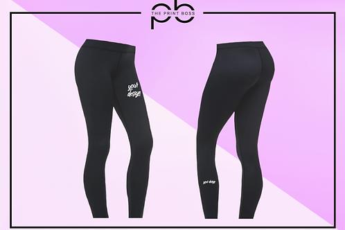 Essential Leggings - Print (J)