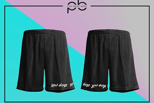 Hip Hop Shorts - Print (F)