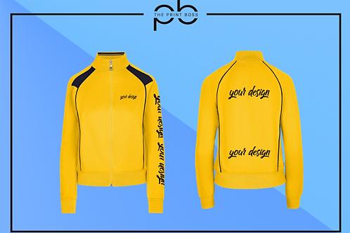 Contrast Jacket - Print (Q)