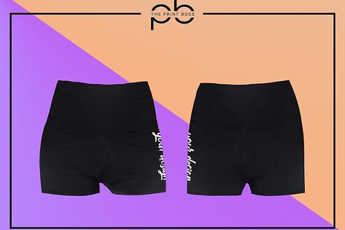 Tactel H/W Shorts - Print (D)