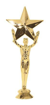 Male Star - Title Trophy