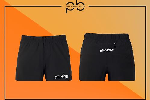 Flexi Shorts  - Print (C)