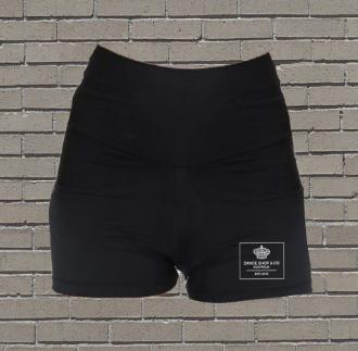 High Waisted Shorts (Tactel)