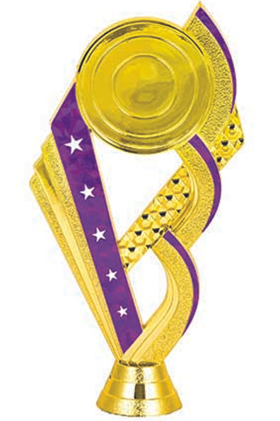 Purple 1 With Logo Gold