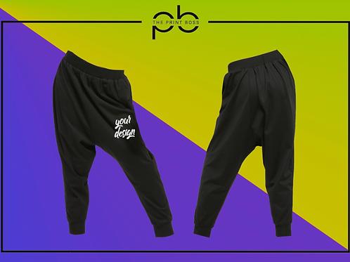 Hip Hop Pants - Print (H)