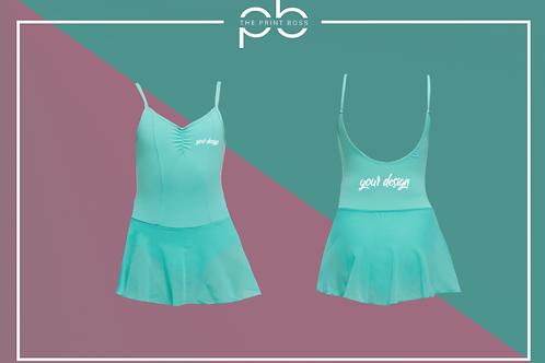 Camisole Dress - Print (E)