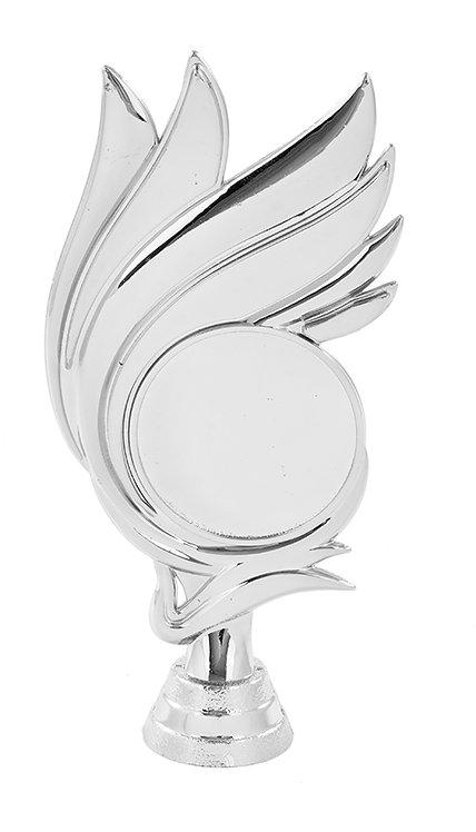 Fashion With Logo Silver